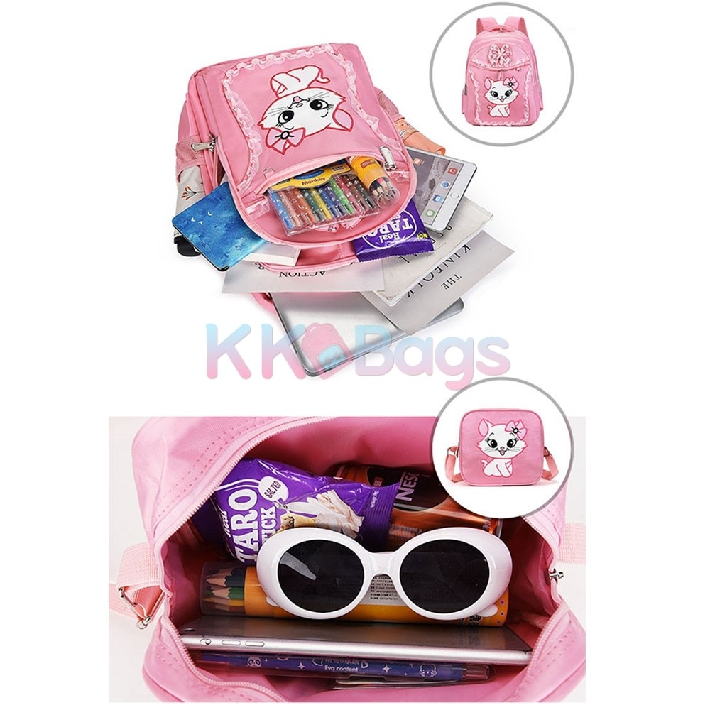 Details about  /Angel /& Princess Tote Bags for Children School Bag