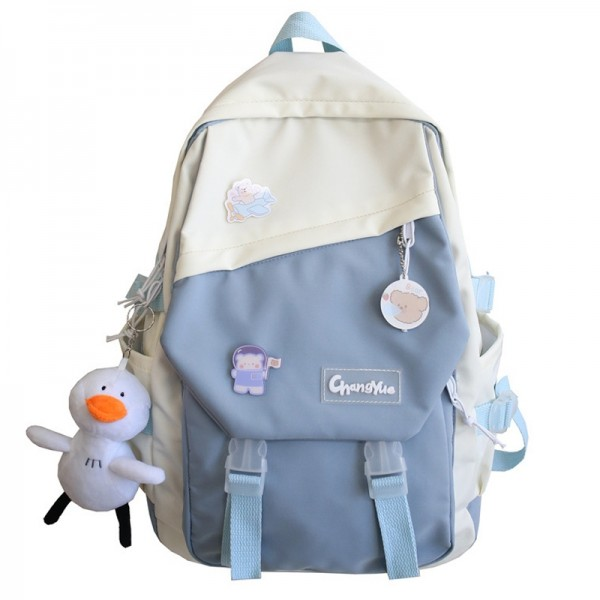 2021 New Teen Girls Backpack Book Bags for Primary& Middle School Students