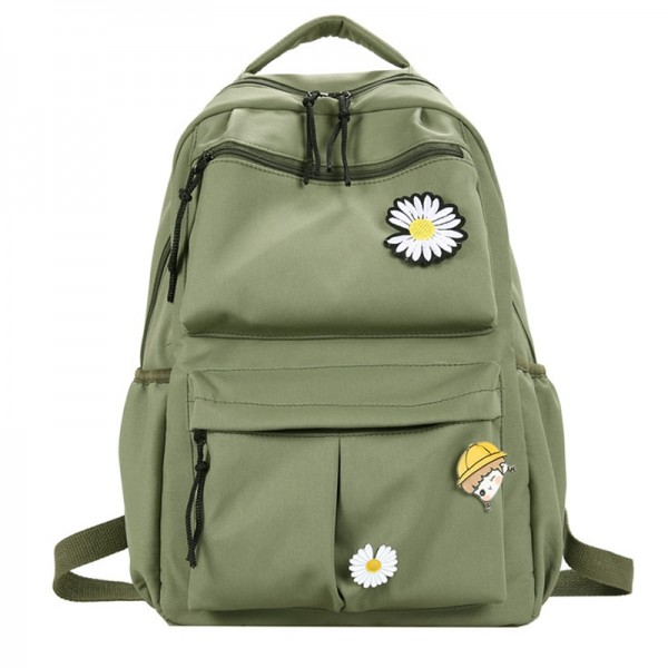Light Weight School Backpack for Teen Girls Middle School Book Bag Fashion Style