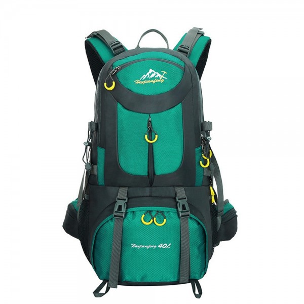 Large 50L Lightweight Water Resistant Travel Backpack/Foldable & Packable Hiking Daypack