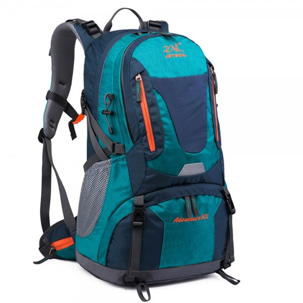 Best Lightweight Packable Hiking Backpack 50L Travel Camping Daypack Foldable with Rain Cover
