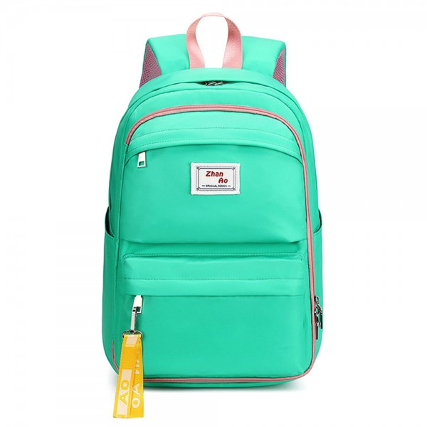 Back to School Backpack for Girls Large Capacity Lightweight Multi-colors Travel Daypack