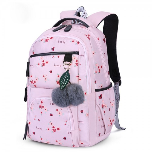 Fun Prints Backpack for School Girls Teens Bookbag School Bag Fits 15.6 inches Laptop Daypack