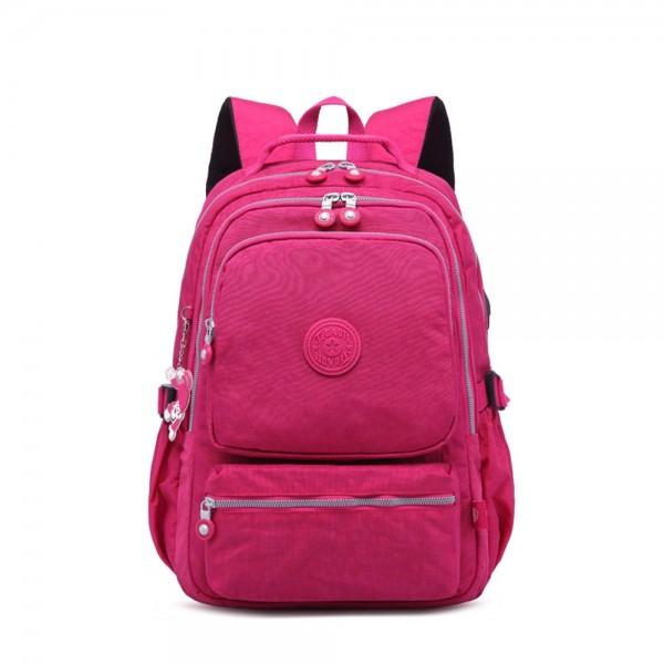 KKbags Large Capacity Backpack Multi-Pocket Waterproof Travel Backpack for School ZBP812145