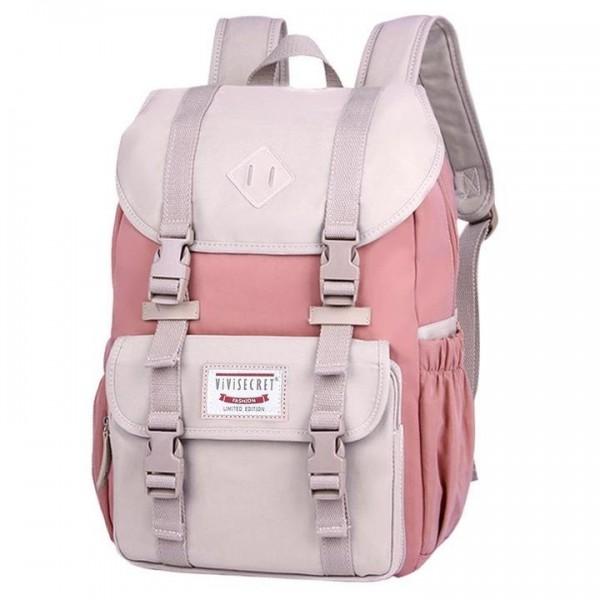 Girls College Back to School Bookbag Cute Lightweight Backpack Fits 15.6