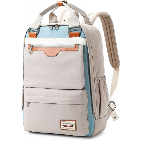 College Backpack, School Computer Laptop Bag Light Weight Business Travel Backpack for Women Girls, High School/College Student